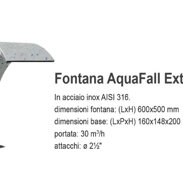 Fontana Acquafall