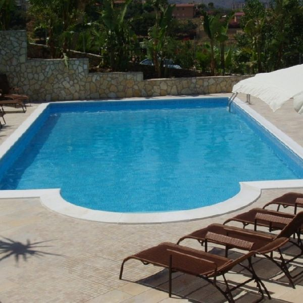 Piscine private 4