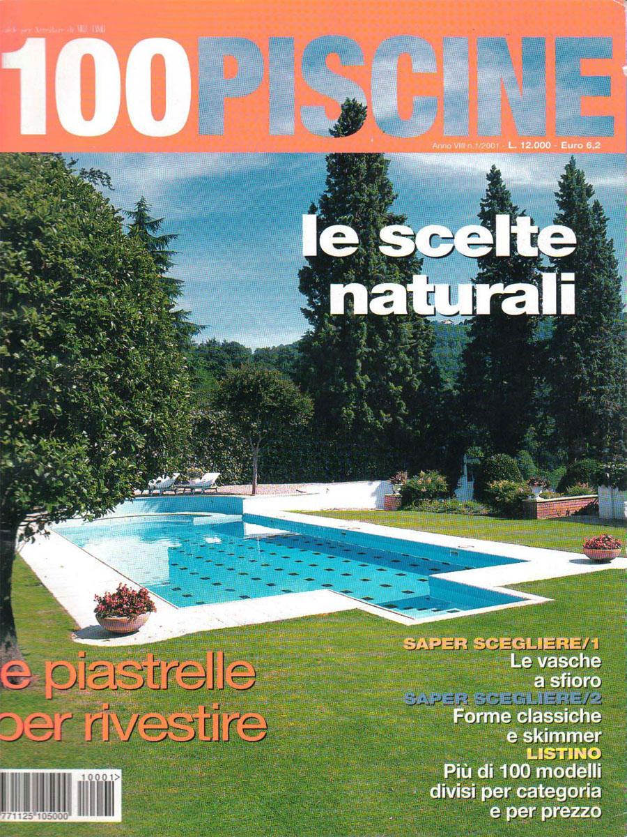 100 Piscine 2001