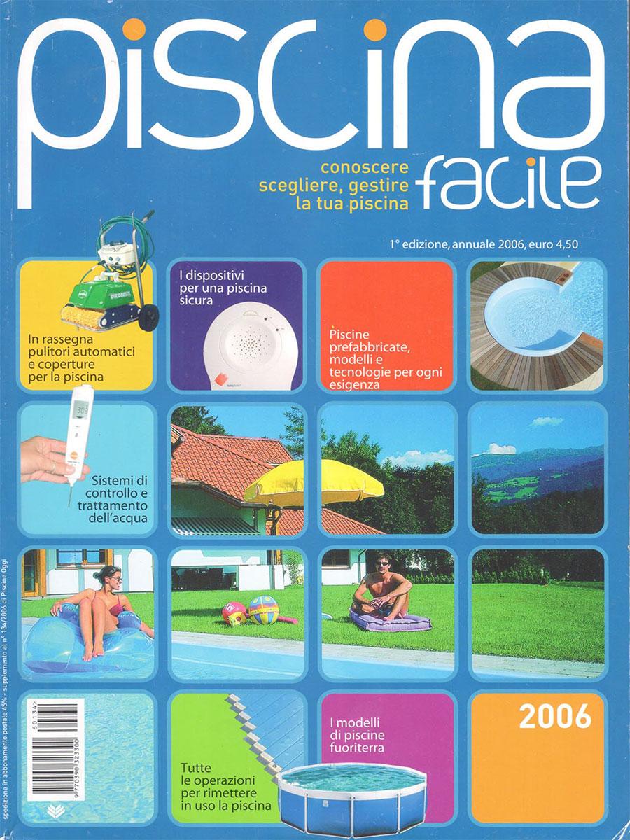 Piscina Facile 2206