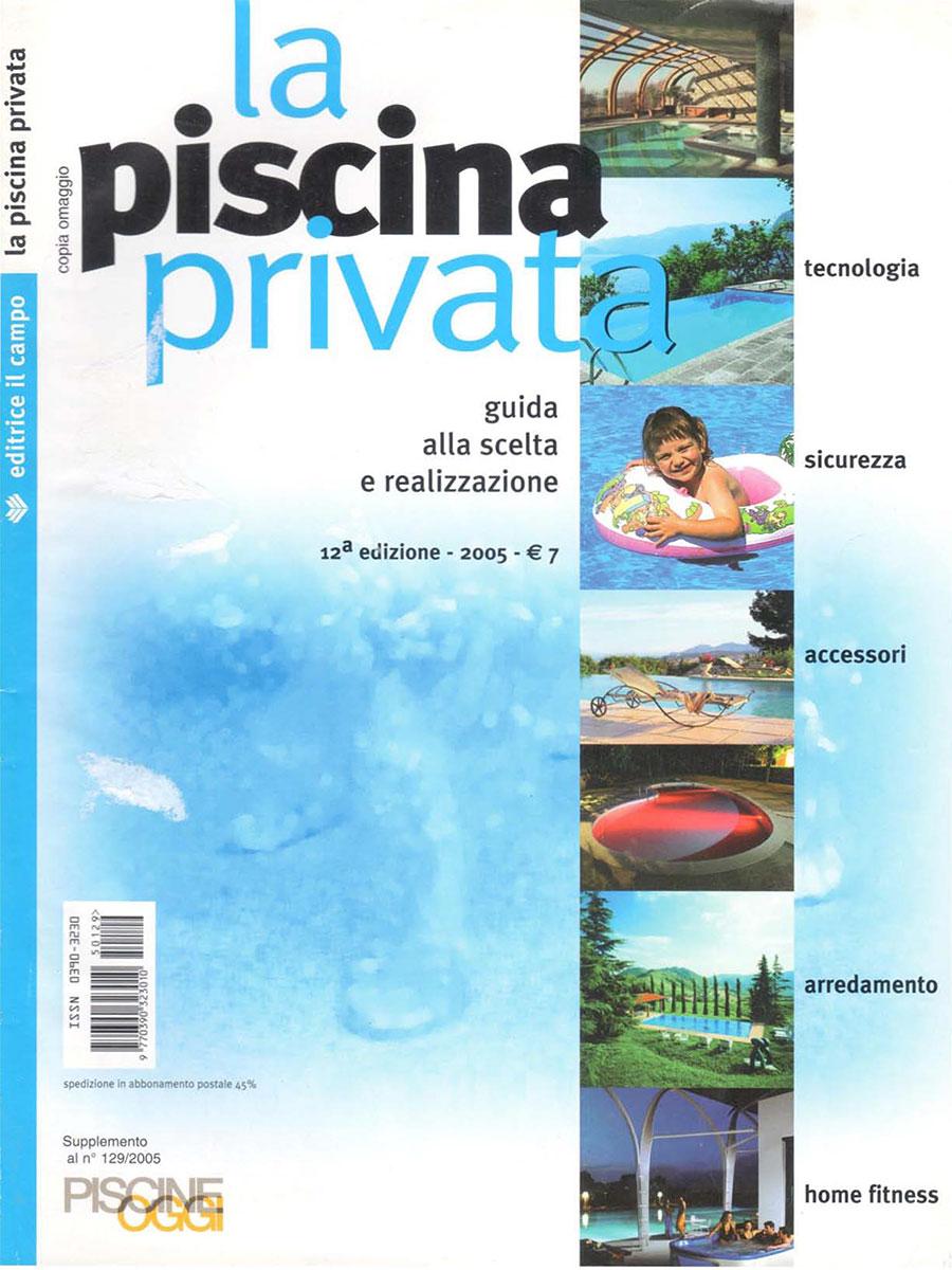 Piscina Privata 2005