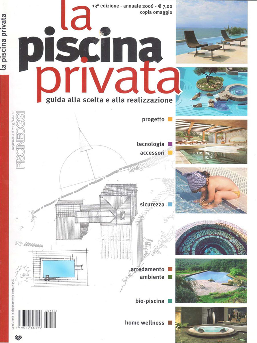 Piscina Privata 2006